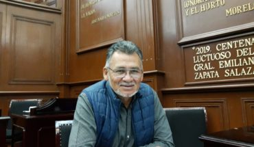 Sergio Báez says the Revocation of Mandate is a breakthrough in the country's democracy