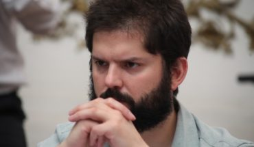 Supreme Social Convergence Court temporarily suspends Gabriel Boric's militancy