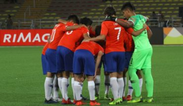 The 'Red' U17 got fired from the World Cup in eighth, taking over local Brazil
