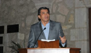 The president of the Jucopo called to rebuild the social fabric and recover lost values