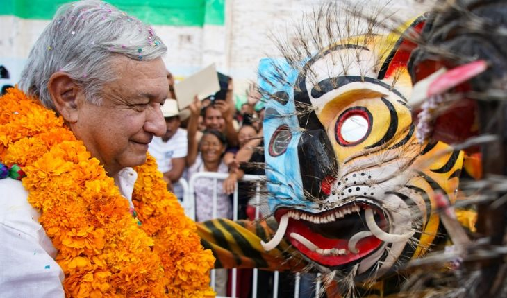 'There's a new Constitution,' SAYS AMLO about his government's reforms