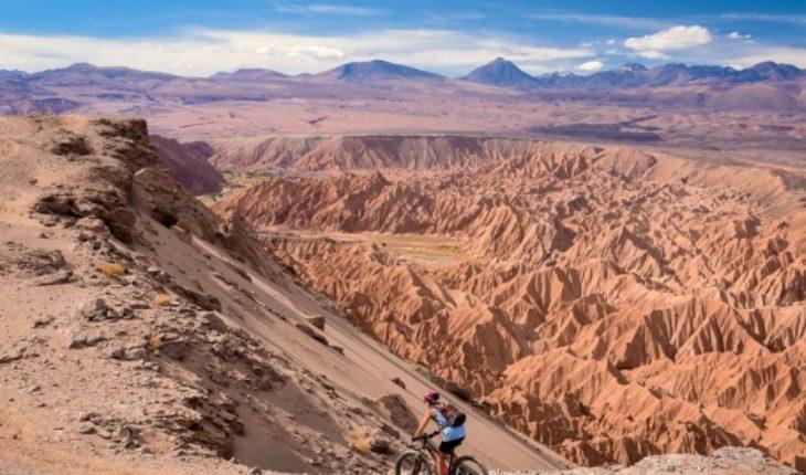 They build destination saturation rate in San Pedro de Atacama