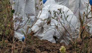 They find the body of a man in Inguambalen Uruapan, Michoacán
