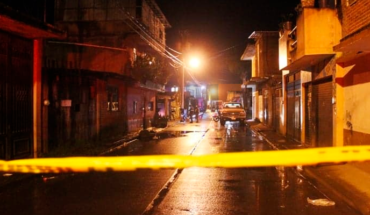 They leave one dead and one wounded in shooting attack in Uruapan, Michoacán