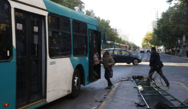 This will be the plan that will facilitate public transport in Santiago during this long weekend