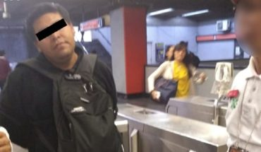Two men are detained for sexual harassment at CDMX Metro stations
