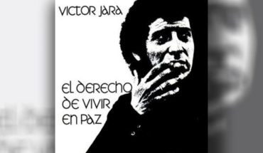 """Víctor Jara Foundation releases album """"The right to live in peace"""" for free download"""