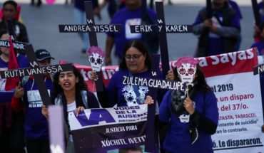 Veracruz, Morelos and NL, have the highest rates of femicide