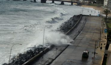 Waves up to 4 meters: tidal warnings are issued for the country's coasts