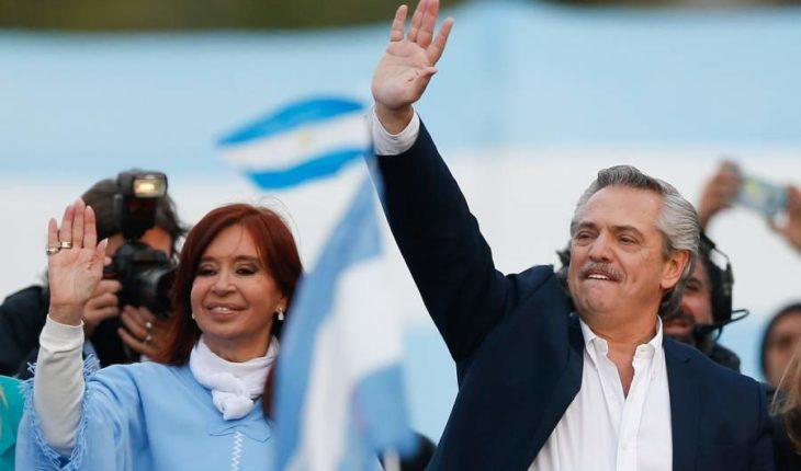 Alberto Fernández ya asumió como Presidente de Argentina