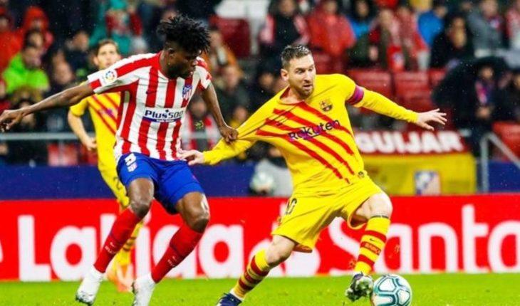 Atlético de Madrid vs Barcelona: Messi se roba el 'Partido del Morbo' para triunfo de los culés