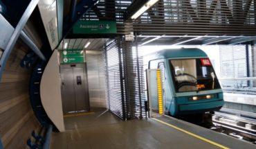 Continúa el cierre de varias estaciones de L5 de Metro de Santiago
