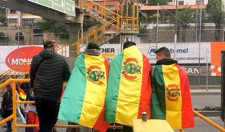 Manifestaciones post electorales en la zona Sur de La Paz, Bolivia. Foto: Mandarina420 (trabajo propio) (Wikimedia Commons / CC BY-SA 4.0). Blog Elcano