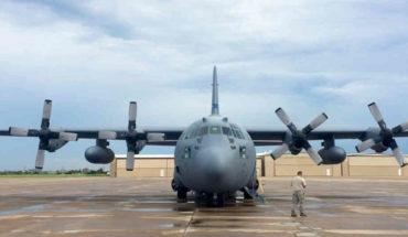 FACh comunica que encontraron posibles restos del avión Hércules