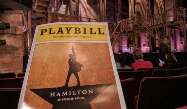 Hamilton, el musical. Foto: Travis Wise (CC BY 2.0)