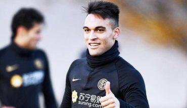 Inter abre la puerta para una posible salida de Lautaro Martínez al Barcelona