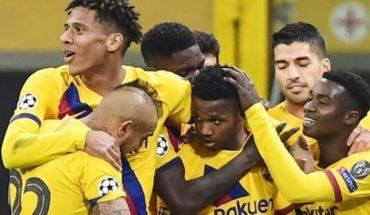 Inter vs Barcelona: Ansu Fati sentencia la eliminación de los nerazzurros