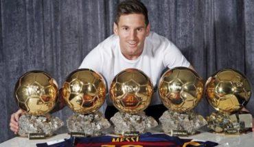 Lionel Messi es el favorito para ganar el Balón de Oro en casas de apuestas