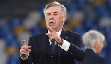 Napoli hace oficial la destitución de Carlo Ancelotti como su entrenador