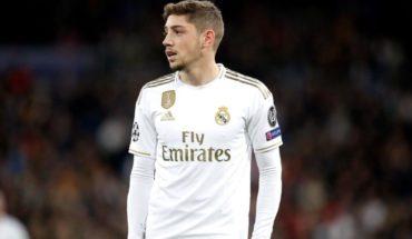 Napoli planea intercambio con Real Madrid que incluye a Federico Valverde