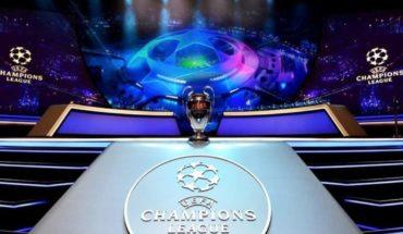 Qué canal transmite Sorteo octavos de Champions League 2019-20 EN VIVO por TV