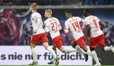 RB Leipzig cierra el año como líder de la Bundesliga y campeón de invierno