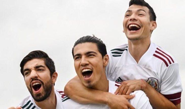 Selección Mexicana presentó su nuevo jersey de visitante para el 2020