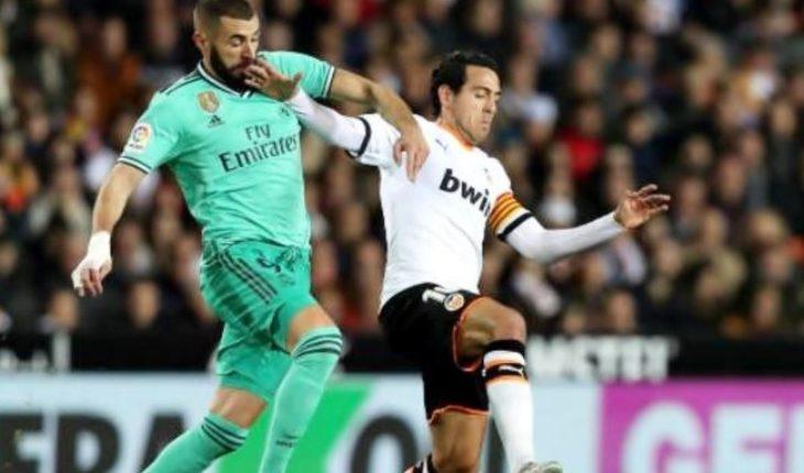 Valencia vs Real Madrid: Benzema salva a los merengues con gol agónico en Mestalla