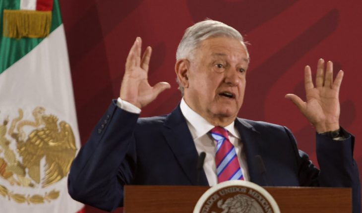 10 cases where the government said it has no data on AMLO's sayings