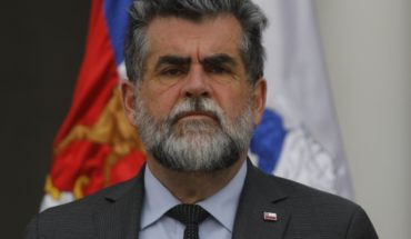 Another piñerist from La Moneda goes: Rodrigo Ubilla resigns from undersecretariat of the Interior