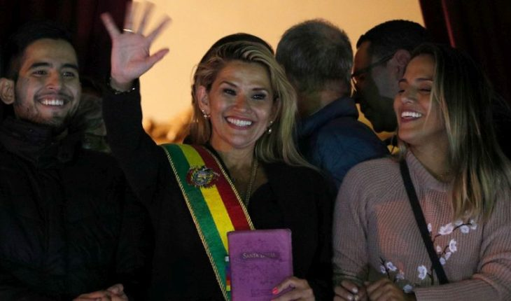 Bolivian Government says Jeanine's Will not Run for Elections