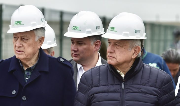 CFE will be protected as a strategic company, without it being a monopoly: AMLO