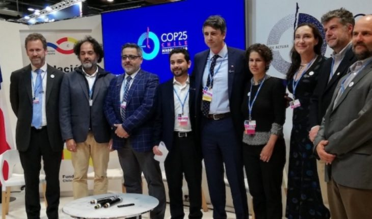 COP25 Scientific Committee to Review Social Crisis and Climate Change in Nerd Nights