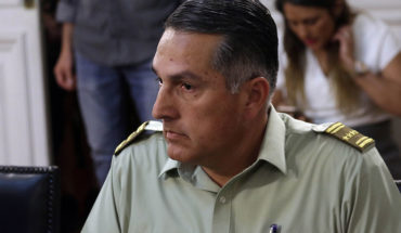Carabineros Ceo General Called special forces chief to retire