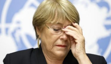 China accuses Michelle Bachelet of 'inappropriate interference' in her internal affairs over Hong Kong crisis