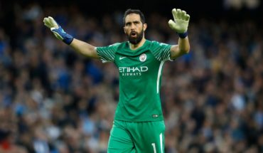 """Claudio Bravo unexpectedly entered City's loss to """"Wolves"""" in the Premier League"""