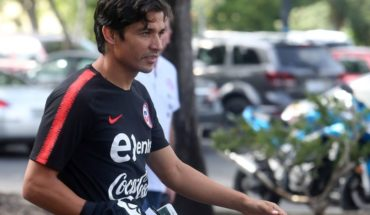"Colo Colo officialized return of Matías Fernández: ""It is a happiness to return"""
