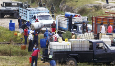 Colombia managed to end fuel theft, totally different strategist than AMLO
