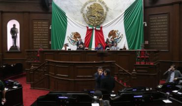 Congress of Michoacán passes Tax Law with form to the initial opinion Congress of Michoacán approves Tax Law