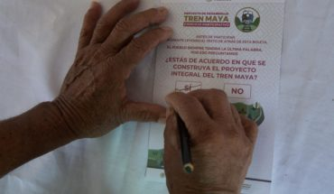 Consultation for the Maya Train was a simulation, accuses the EZLN