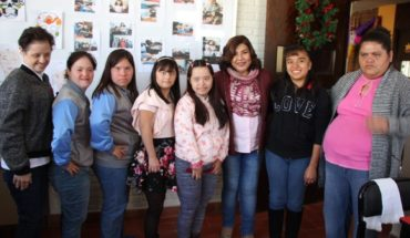 DIF Morelia opens beauty course for girls with Down Syndrome