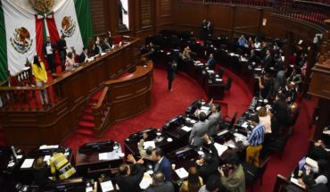 Distracted MPs unmember reforms michoacan Tax Code