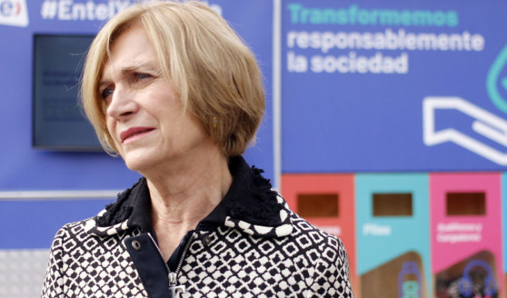 """Evelyn Matthei swooped against Insulza: """"It's the most painful and lowest thing I've ever seen"""""""