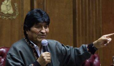 Evo Morales flies to Cuba; it's a temporary trip, says SRE