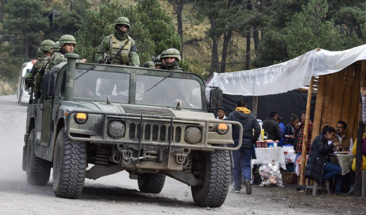 Guerrero Peoples Union retains elements of the National Guard