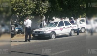High school student injured when hit by taxi
