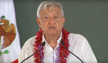 I'm 100 in health, but there won't be re-election: AMLO