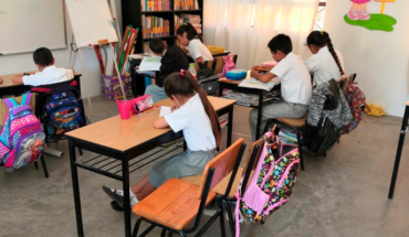 In 2019, 880 campuses were incorporated into Full-Time Schools in Michoacán