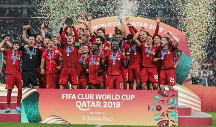 In an intense and even match Liverpool prevailed against Flamengo in the final of the Club World Cup
