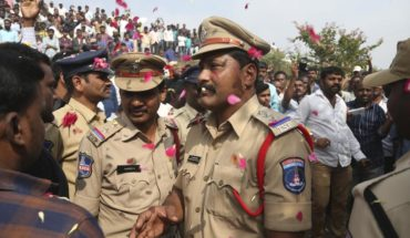 Indian police kills gunfire without thinking of alleged rapists and murderers